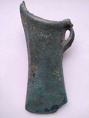 Bronze Celtic Axe Nice