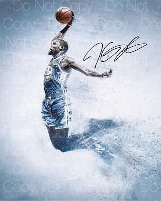 Kevin Durant NBA signed 8X10 photo picture poster autograph RP