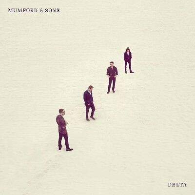 MUMFORD & SONS - Delta, 1 Audio-CD
