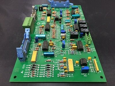 PWA DC REGULATOR ASSY#02-790879-00 Rev 1 P/L 5   Liebert Emerson Circuit Board