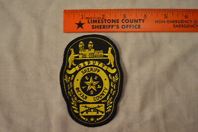 BEXAR COUNTY SHERIFF - Texas Patch #839