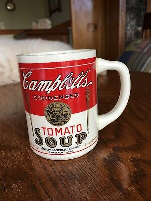 Vintage Campbell's soup mug made in USA
