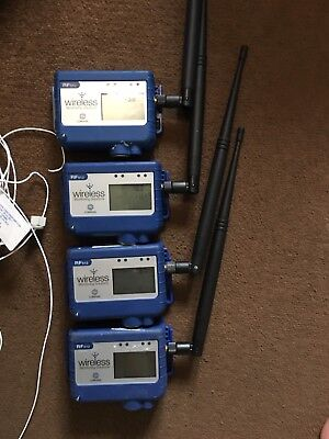 Comark Thermometer Wireless Monitoring Solutions Rf512 & Rf513 + Rf500