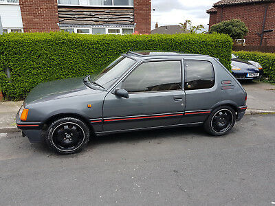 Peugeot 205 GTi   The Original 1.6 for purists 109000 mls      CAN DELIVER