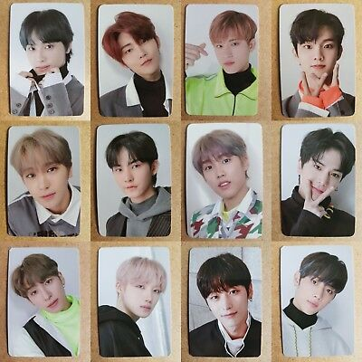 LOT of 12 THE BOYZ [Off Air] Authentic Official PHOTOCARD THE ONLY 3rd Album