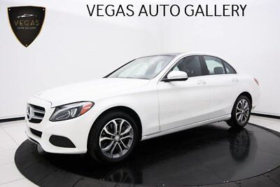 2015 Mercedes-Benz C-Class C 300 Sport 4MATIC Premium Package, Panorama Sunroof & Heated Front Seats