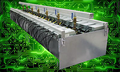 CRYPTOCURRENCY MINING COMPUTER System Plug-N-Play Gtx 1050