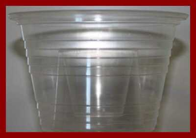 50 Ct Disposable Plastic Power Bomber Shot Cups Or Jager Bomb Glasses