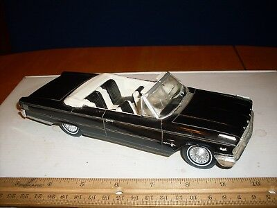 1963 Ford Galaxie Convertible Promo