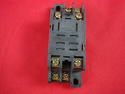 1 NEW PTF08A RELAY SOCKET BASE For 8 Pin Relay