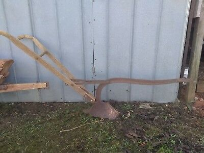 Vintage Antique Horse Drawn Plow