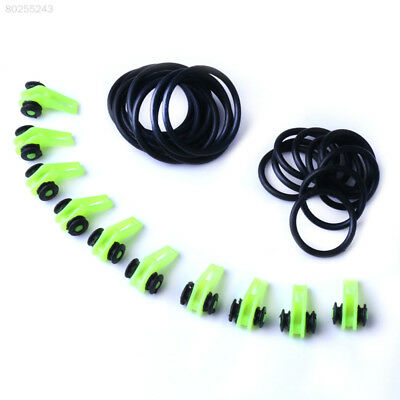 7622 Plastic Rubber Plastic Spoon Fishing Tackle Fish Hook Safety Holder