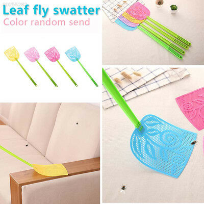 739B Leaf Fly Swatter Insect Trap Bug Mosquito Insect Flies Outdoor Killer Pest