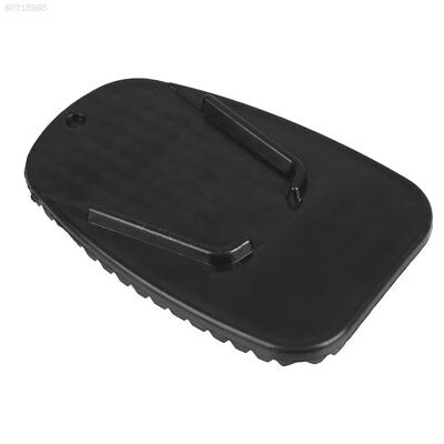 A8B1 Motorcycle Side Kickstand Non-Slip Plate Base Stand Support Plastic Pad