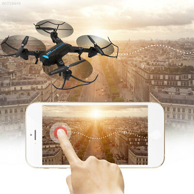 258B 0.3MP Drone Quadcopter Speed Adjustable One Key Take Off One Key Landing