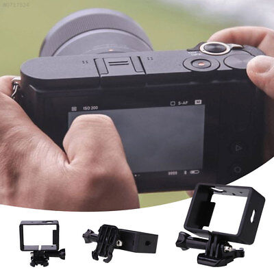 D37C Protective Housing Side Frame Border Cover Mount Base For Yi Sport Camera