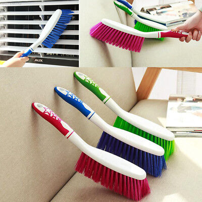 A3D9 Scrubbing Multipurpose Rubber Handle Cleaning Brush Tool Durable Random Col