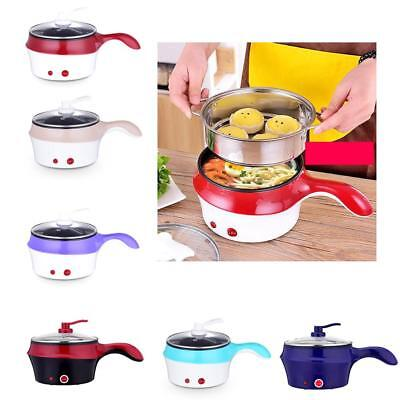 Mini Multifunction Electric Pan Non-Stick Omelette Steak Frying Pan Egg Boiler