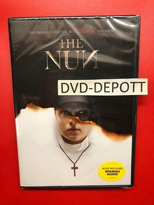 The Nun DVD {{AUTHENTIC DVD READ}} Brand New FAST Free Shipping