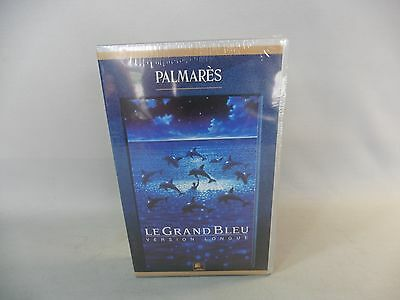 Cassette Vhs /le Grand Blue /new And Packaged
