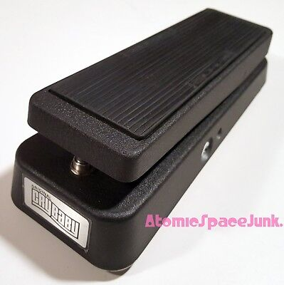 DUNLOP CRYBABY WAH PEDAL GUITAR EFFECT PEDAL VINTAGE 1990s MODEL GCB-95