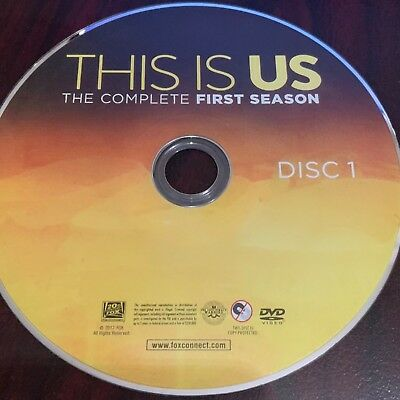 This Is Us Stagione 1 (DVD) Ricambio Dischi #1
