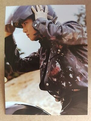 EXO SUHO USA Official Postcard PHOTOCARD [DON'T MESS UP MY TEMPO] 5th Album