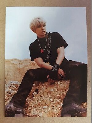 EXO CHANYEOL USA Official Postcard PHOTOCARD [DON'T MESS UP MY TEMPO] 5th Album