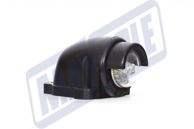 Universal Led Number Plate Lamp In Holder Trailer Ip68 10-30V Mp8229B Maypole