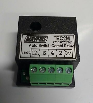 UNIVERSAL SPLIT CHARGE, FRIDGE RELAY 20a CARAVAN CAMPER TOWING MP2881B MAYPOLE