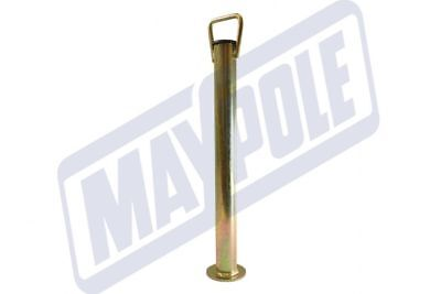 Genuine Standard Duty Prop Stand With Handle 600 X 42Mm Trailer Mp49101 Maypole