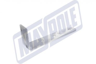 Heavy Duty Steel Tandem Mudguard Bracket 210Mm Trailer Erde Al-Ko Mp4805 Maypole