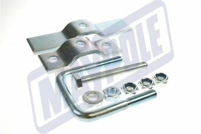 UNIVERSAL TRAILER SPARE WHEEL CARRIER KIT FOR 50-60mm DRAWBARS MP195 MAYPOLE