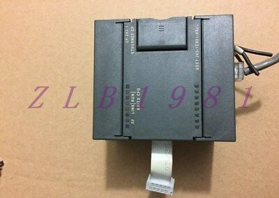 ONE USED SIEMENS 6GK7 243-1ex01-0xe0