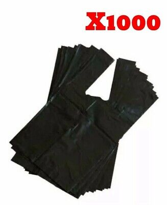 1000 Dog Pet Puppy Poo Poop Scoop Waste Bags Large OXO Biodegradable
