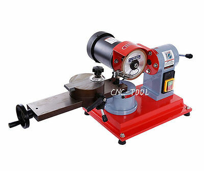 370W Saw Blade Grinder Sharpener Machine for Carbide Tipped Saw Blades 110V