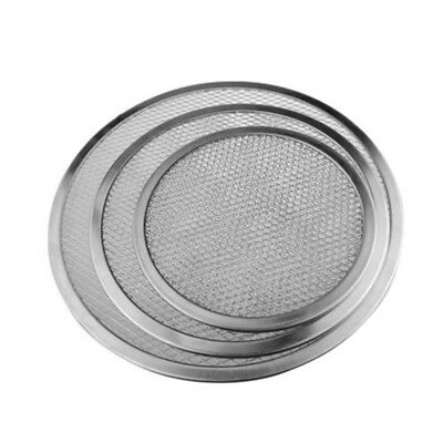 Non-Stick Food Oven Basket Tray Mesh Sheet Healthier Quicker Food Chips / Pizza