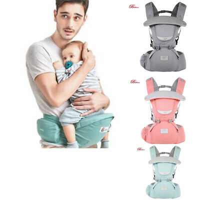 Hip Seat Newborn Waist Stool Baby Carrier Infant Sling Backpack for 0-36 months