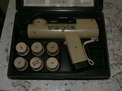 Vintage Vecta Radio Direction Finder with Case.