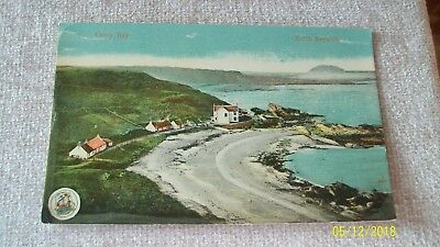 Postcard-- Canty Bay , North , Berwick