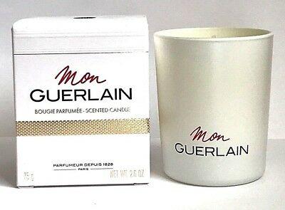 In New 6oz 75g Box 2 Parfumee Candle Bougie Guerlain Scented Brand Mon doBeWCxr