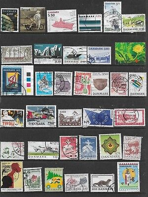 Denmark Used. 85 Different