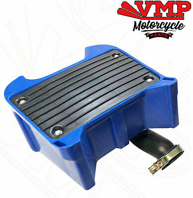 Yamaha PW80 PY80 Complete Air Box Airbox Filter Assembly All Years