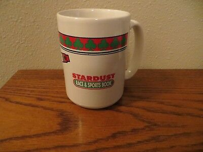 Stardust Race & Sports Book Coffee Cup