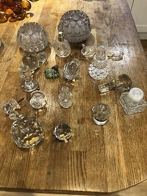 Decanter Stoppers/ Perfume Bottles