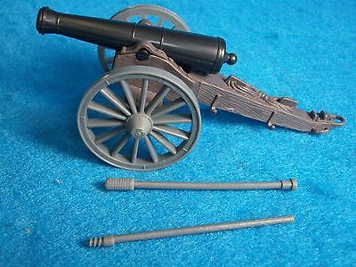 """Classic Toy Soldiers Civil War 3"""" Ordinance cannon (54MM)"""