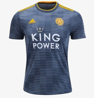 Leicester City Away Shirt 2018/19