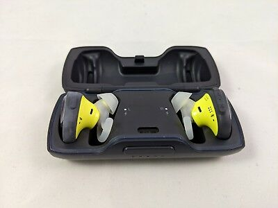 BOSE Sound Sport Free Bluetooth Wireless IN-EAR HEADPHONES with Charging Case