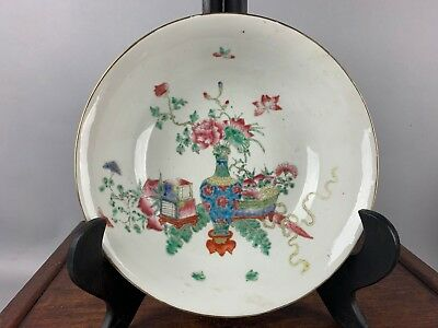 20th C. Chinese Famille-rose Porcelain Bowl