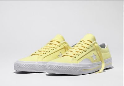 dcf58b1b48d2 CONVERSE X CHOCOLATE Kenny Anderson One Star Yellow Size 8 US UK Mens 41.5  EU -  97.42